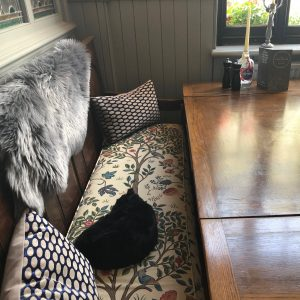 The Chequer Inn comfy seating